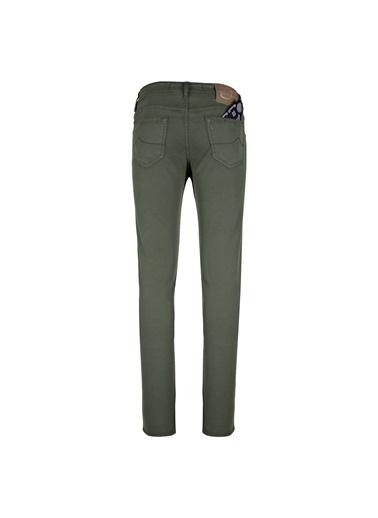 Jacob Cohen Pantolon Yeşil